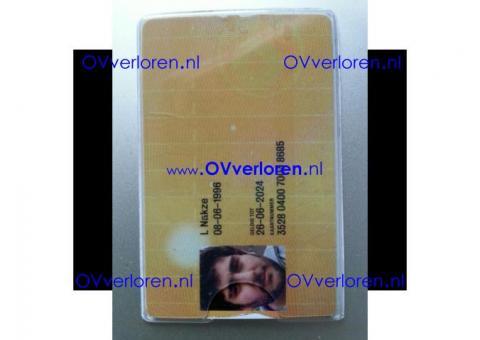 OV Chipkaart Leiden